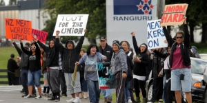 Women workers: in the vanguard of Aotearoa's working class