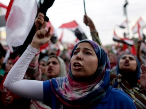 WomenMorsiEgyptProtestsAP