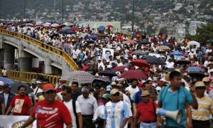 Acapulco protests