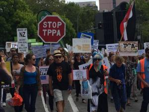 TPPA Auckland