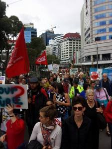 TPPA Wellington