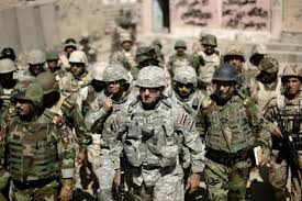 US troops Mosul