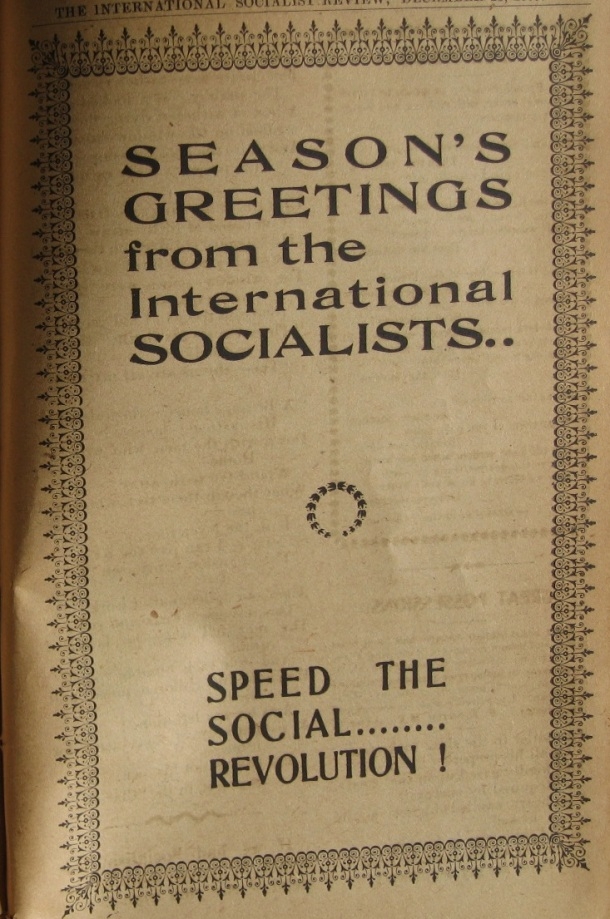 Seasons Greetings from the International Socialists IS Review Sydney December 1907.jpg