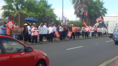 Bus Strike 4