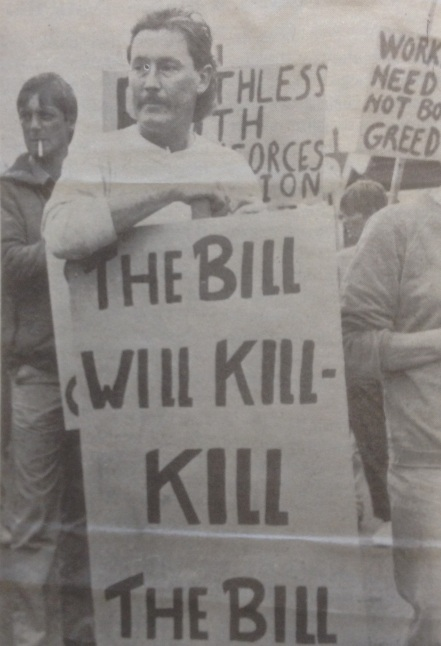 The Bill Will Kill