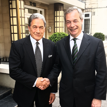 peters and farage
