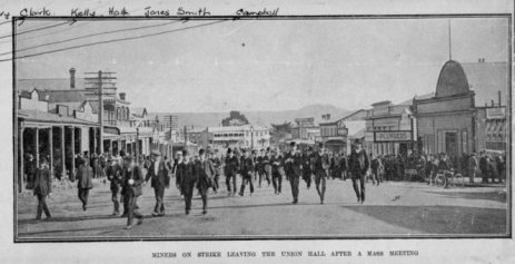 The Waihi Strike set the scene for Labour