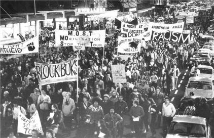 Stop the tour 1981